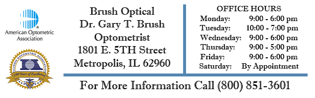 optical service hours paducah ky