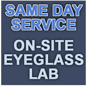 on-site eyeglass lab paducah ky