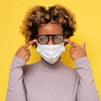 Keeping Your Glasses from Fogging With Your Mask in Paducah KY